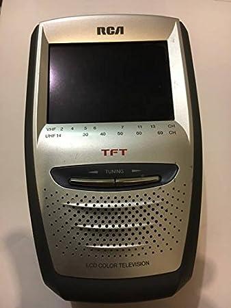 Amazon.com: RCA TFT LCD Color Television 3\