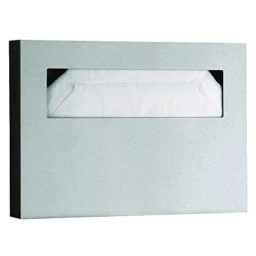 Bobrick Washroom Equipment B-221 Bobrick Classic Toilet Seat Cover Dispenser Surf - 06-0221 ()