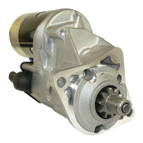 DB Electrical SND0588 Starter For Case Skid Steer Loaders Diesel 420 430 435 440 445 450 465 (04-On) New Holland Loaders C185 C190 L180 L185 L190 (06-On)87040161, 87040161R, 428000-3140