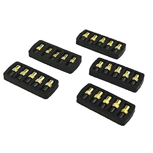 Price comparison product image 25 Pcs Spark Lighter Flints Replacement For Strikers Shurlite Flint Renewals
