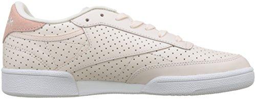 Reebok Perf C EU Club Sneakers Popped 85 Femme 41 Basses Rosa qrgrawxC