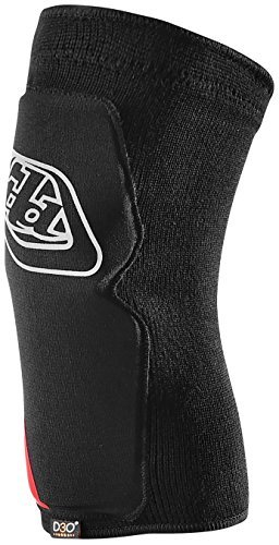 Troy Lee Designs Speed Knee Sleeves, Solid Black, M-L