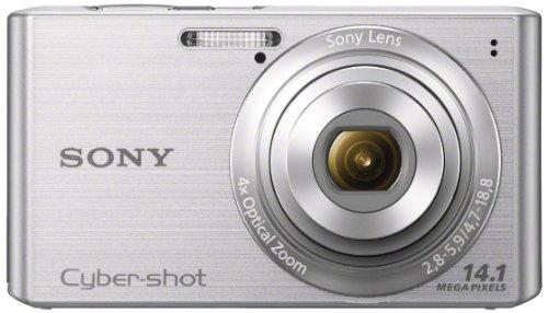 Sony Cyber-shot DSCW610 14.1 MP Digital Camera with 4x Op...