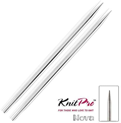 KnitPro Nova Metallo options ago punte