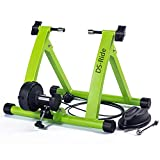 DS Bike Trainer Stand 6 Levels Magnetic Resistances for Indoor Exercise Portable w/Quick Release Skewer