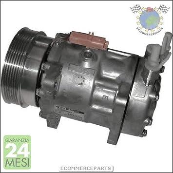 XZN Compresor Aire Acondicionado SIDAT Citroen C5 I gasolina 20: Amazon.es: Coche y moto