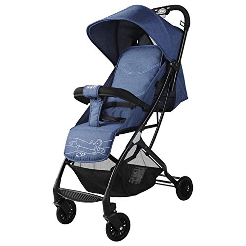 Lightweight Compact Foldable Travel Stroller, Portable ...