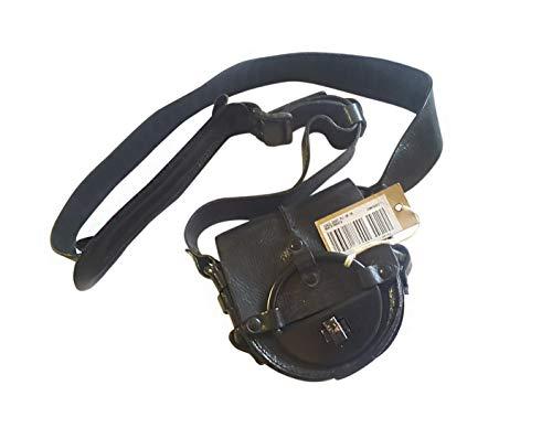 Diesel Handbag 00BD18PR472T8013 Hand Luggage, 26 cm, 6 liters, Black (Schwarz)