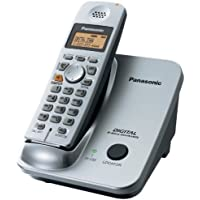 KX-TG3021S Panasonic 2.4 GHz Expandable Digital Cordless Phone