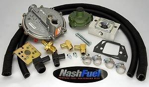(Impco Tri-Fuel Propane Natural Generator Conversion Honda Gx620 Eb11000 Gx Eb)