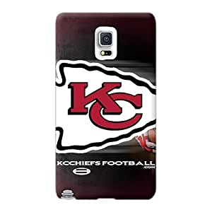 Samsung Galaxy Note 4 Zqd4092Pcxe Customized Colorful Kansas City Chiefs Pictures Best Hard Phone Case -JamieBratt