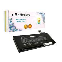 "UBatteries Laptop Battery Apple MacBook Pro 13"" & 13.3"" A1322 A1278 (2009-2012) 661-5229 661-5557 020-6547-A 020-6765-A - 4400mAh, 10.95V"