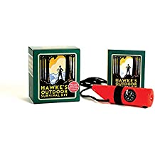 Hawke's Outdoor Survival Kit: Includes Survival Multi-Tool & Guide (Miniature Editions)