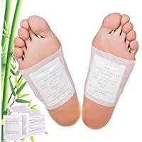 ARG Detox Foot Patch (Bamboo) Toxin Cleaning Remover