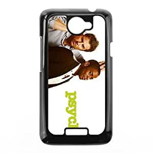 HTC One X Cell Phone Case Black Psych D468799