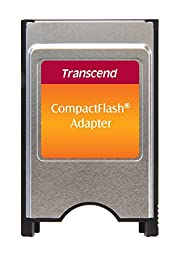 Transcend PCMCIA Ata Adapter for Cf 2 Card