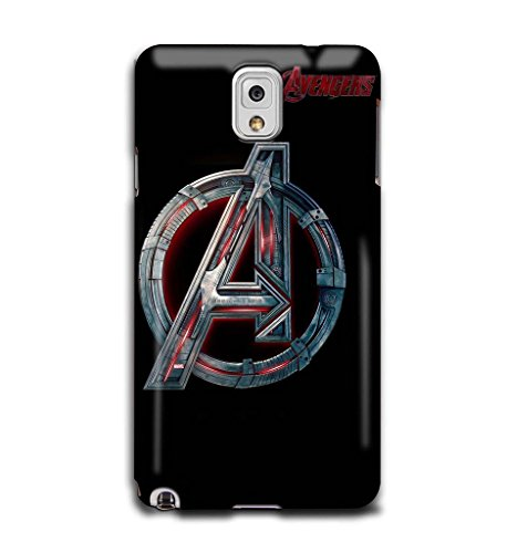 Tomhousomick Custom Design Avengers: Age of Ultron Scarlet Witch Spider-Man Captain America The Hulk Thor Ant-Man Black Widow Iron Man Case Cover for Samsung Galaxy Note 3 N9000 III 2015 Hot Fashion Style