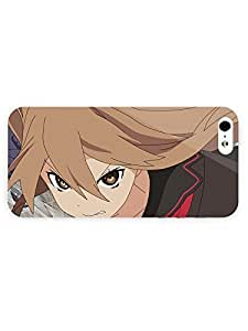 iPhone 5&5S Case - Anime - Ookami San 3D Full Wrap