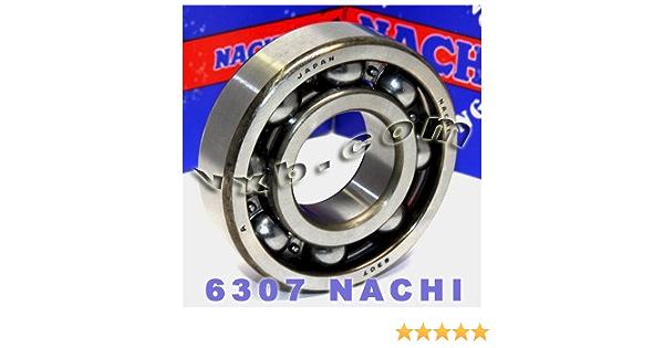 NEW NACHI 6300ZZE SIELDED BALL BEARING MADE IN JAPAN