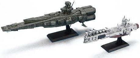 B000AO54B6 Gundam EX-23 Salamis & Magellan 1/1700 Scale Model Kit 41EB2B6M3QL.
