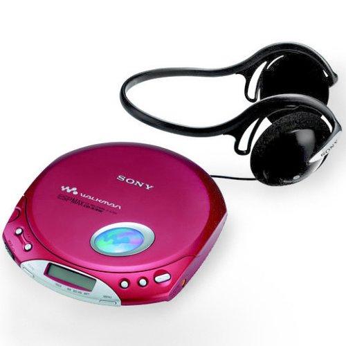Sony D-E350 Portable CD Player by Sony