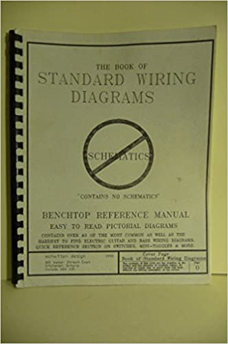 Stupendous The New Book Of Standard Wiring Diagrams Benchtop Reference Manual Wiring Digital Resources Indicompassionincorg