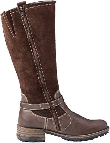 Josef Seibel Sandra 06, Botines para Mujer marrón - Braun (330 moro)