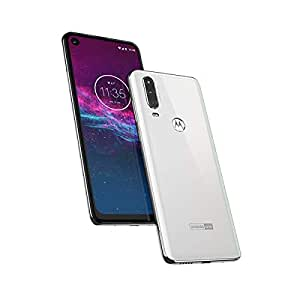 Smartphone Motorola One Action XT2013-1, 128 GB, 6.34'', Branco Polar