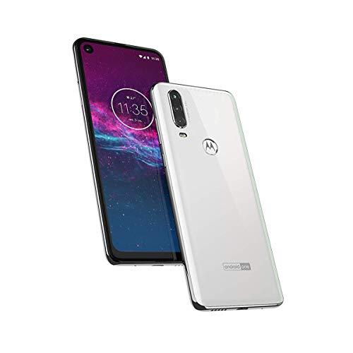 Smartphone Motorola One Action Branco Polar, Motorola, Modelo One Action XT2013-1, 128 GB, 6.34'', Branco Polar