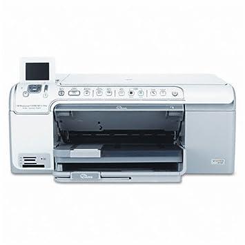 HP Photosmart C5280 - Impresora multifunción (Inyección de tinta ...