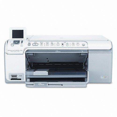 HP Photosmart C5280 - Impresora multifunción (Inyección de ...