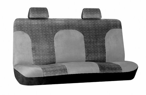 (Alpine Big Truck Standard Bench Seat Cover  Grey)