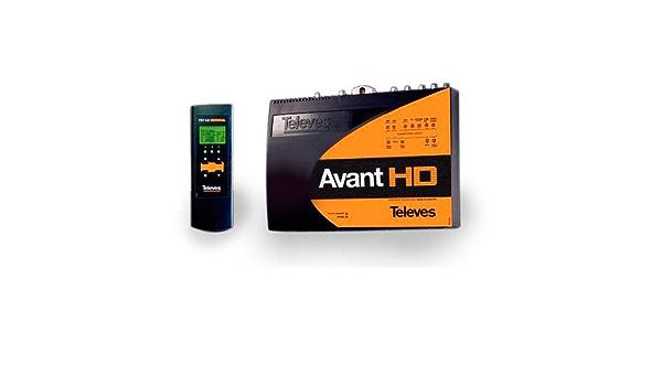Central Amplificadora Avant HD: Amazon.es: Electrónica