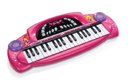 Smoby - 27280 - Instrument de Musique - Winx - Clavier Musical
