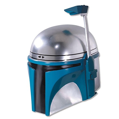 [Rubie's Star Wars Supreme Deluxe Jango Fett Collectors Helmet Accessory | 65001] (Supreme Edition Darth Vader Costumes)