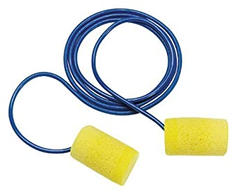 3M 310-1080 tapones para los oídos de espuma de PVC con forma de cilindro