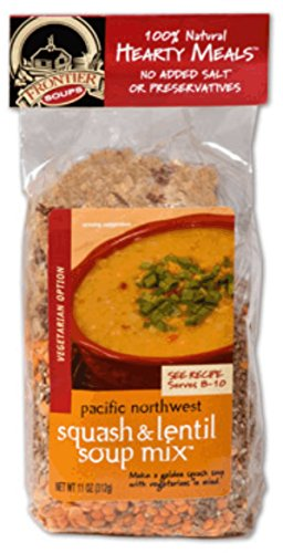 Pale Soups Pacific Northwest Squash and Lentil Soup Mix