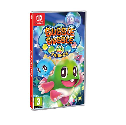 Bubble Bobble 4 Friends (Standard Edition) for Nintendo Switch 2