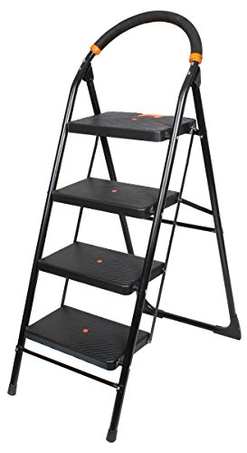Branco-Ladder-4-Step-Folding-Ladder-with-Wide-Steps-Milano-GEC-L4M