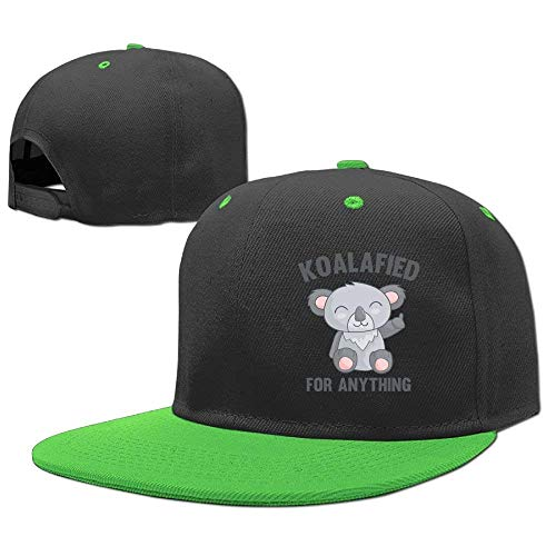 Girls for Baseball béisbol Caps Fied Hat Gorras RGFJJE Anything Boys Koala Hop Hip 7qZ6nRw
