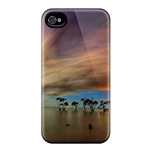 Wno7170HqZd Favorcase Awesome Cases Covers Compatible With Iphone 6plus - Sunset Horizont Trees