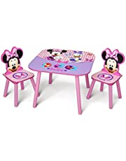 Disney Minnie Mouse Table & Chairs
