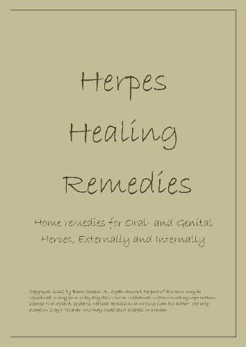 Herpes Healing Remedies