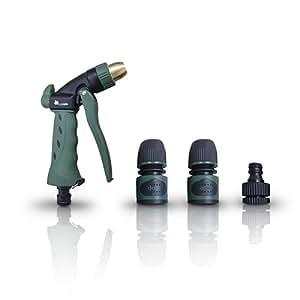 Natrain Kit Pistola Monojet, Verde, 18x4x20 cm, Blaster-K