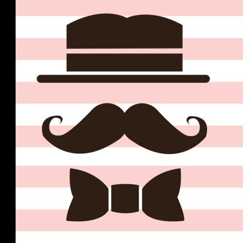 Read Online Mustache Baby Shower Guest Book: Mustache Baby Shower Guest Book + Bonus Gift Tracker + Bonus Baby Shower Printable Games You Can Print Out to Make ... Baby Shower Favors) (Volume 1) pdf epub
