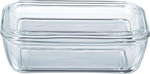 Luminarc Butterdose 17x10,5cm mit Deckel, 1 Stück
