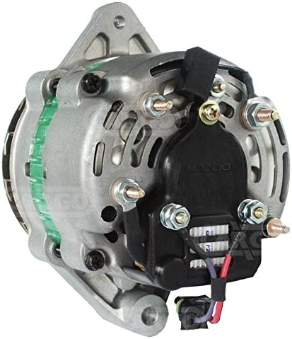 Alternador HC-CARGO 110540 Bobcat 700 900 773 980 OMC Marine 12 voltios 55 amperios