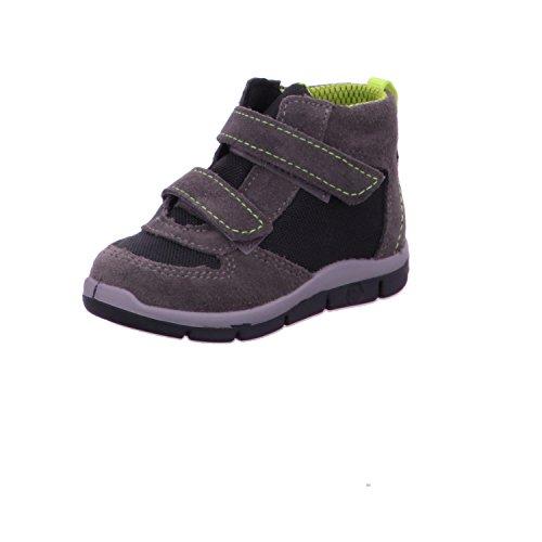Ricosta 66 2026100/481 - Zapatos primeros pasos para niño GRIGIO/ANTRA
