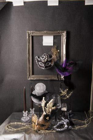 【Halloween】Magician's hat headband Black