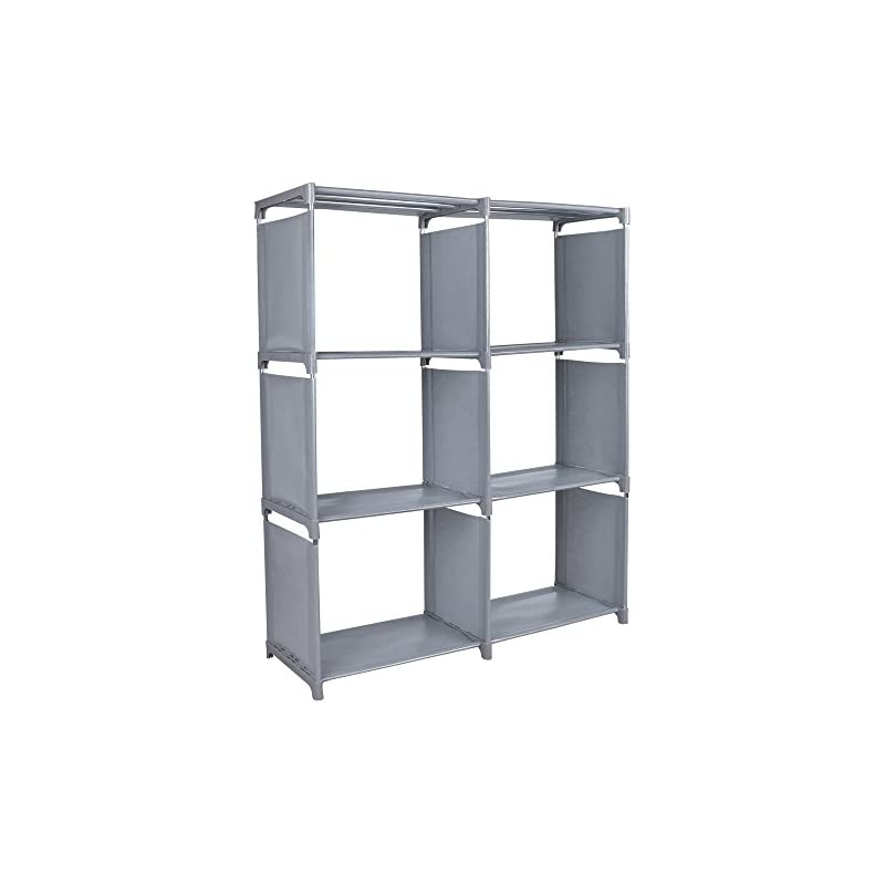 Storage Cube Organizer, BFSPORT 6-Cube S